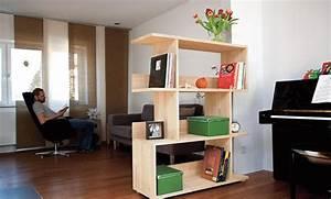 Regal Bauanleitung Holz : raumteilerregal ~ Michelbontemps.com Haus und Dekorationen