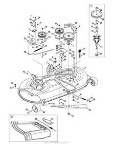 troy bilt 13ax78ks066 bronco 2010 parts diagram for