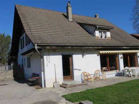 a louer maison de vacances au val de travers region neuenburg jura