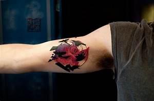 15 Hypnotizing Fibonacci Spiral Tattoos | Tattoodo