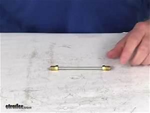Titan Steel Brake Line Tubing  2 U0026quot  Titan Accessories