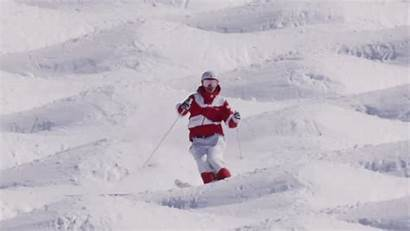 Moguls Kingsbury Skiing Mogul Sports Olympics Skiers