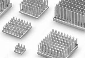 Led Kühlkörper Berechnen : stiftk hlk rper fischerelektronik ~ Themetempest.com Abrechnung