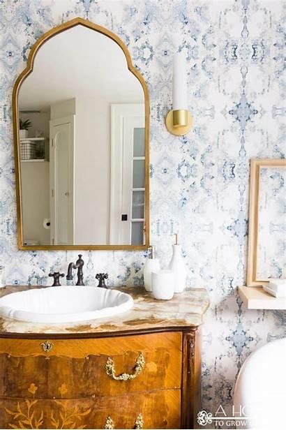 Bathroom Master Modern Bold Makeover Vanity Antique