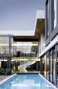 Modern, Mansion, With, Perfect, Interiors, By, Saota