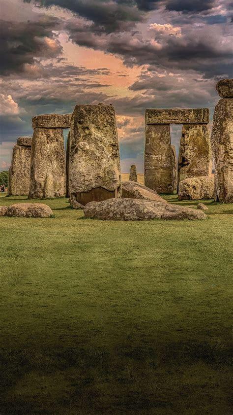 stonehenge  uhd wallpaper