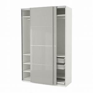 Ikea Armoire Chambre : pax armoire penderie ikea ~ Teatrodelosmanantiales.com Idées de Décoration