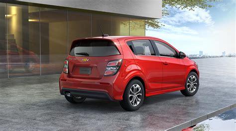 Chevrolet Sonic Will Stick Around Until 2019 Autoevolution