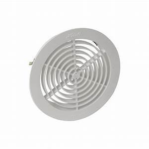 Grille Aeration Nicoll : grille d 39 a ration pour tube pvc tuyau gaine 100 avec ~ Premium-room.com Idées de Décoration