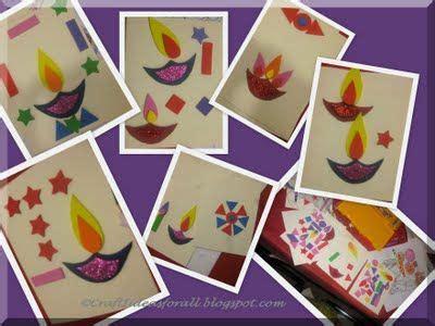 diwali craft activity  kids  images diwali