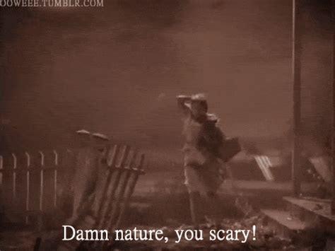 image  damn nature  scary   meme