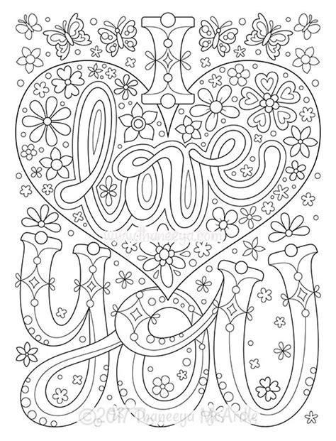 power  love coloring book  thaneeya mcardle thaneeyacom