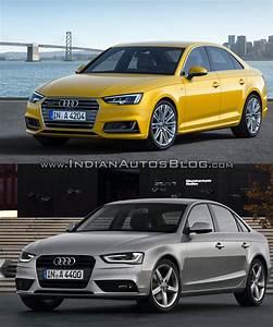 Audi A4 B9 Nachrüsten : 2016 audi a4 b9 vs 2013 audi a4 b8 old vs new ~ Jslefanu.com Haus und Dekorationen