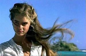 Big Hair Friday - Brooke Shields in the Blue Lagoon - Hair ...