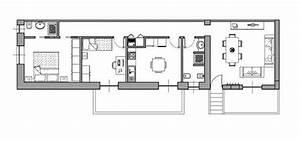 Planimetria Casa 80 Mq 3 Camere