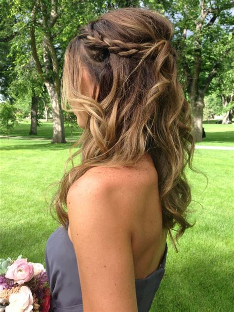 diy wedding hairstyles for medium hair best 20 bridesmaids hairstyles ideas on