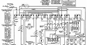 Manual Washing Machine Circuit Diagram