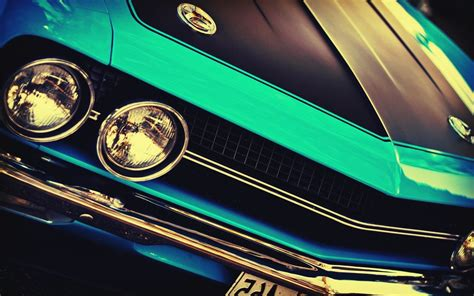 Muscle Car Wallpapers (78+ Images