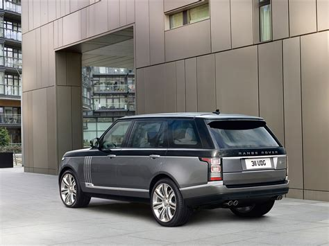 range rover autobiography land rover range rover sv autobiography 2016 exotic car