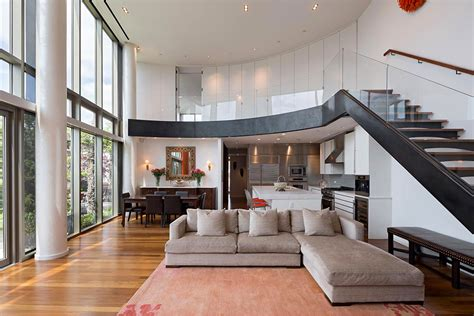 Gorgeous Twostory Penthouse On The Lower East Side In
