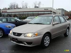 Toyota Corolla 2002 : 2002 sandrift metallic toyota corolla le 21936720 car color galleries ~ Medecine-chirurgie-esthetiques.com Avis de Voitures
