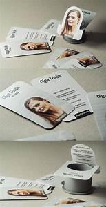 15 diseños de tarjetas de presentación increíbles y cómo hacerlos luisMARAM