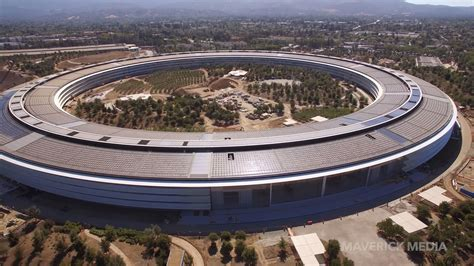 Apples Headquarters New Pictures by Complete Guide To Apple Park Apple S New Spaceship