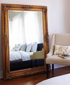 Grand Miroir Chambre : 1000 id es sur le th me grands miroirs de sol sur pinterest miroirs de sol miroirs muraux et ~ Teatrodelosmanantiales.com Idées de Décoration