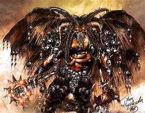 The Face of Khorne? Pic of the Day | Wargaming Hub