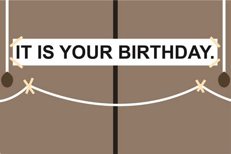 30 Days Of Design Day 9  It Is Your Birthday  This Designer's Life Copy Not Provided