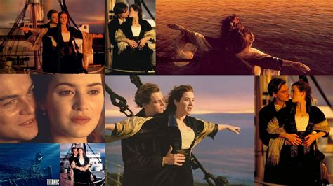 Jack And Rose Titanic 3d