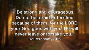 Top 7 Encouraging Bible Verses for Hard Times - YouTube