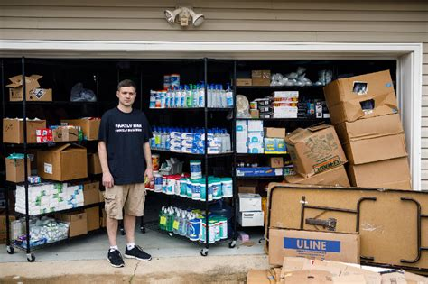 Chattanooga man has 17,700 bottles of hand sanitizer and