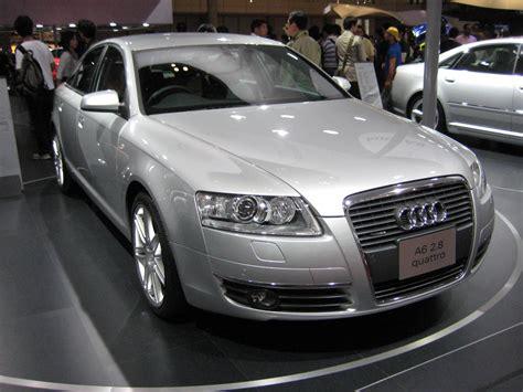 2007 Audi A6 3.2 Avant Quattro