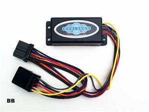 Badlands Plug In Run  Brake And Turn Signal Module Harley