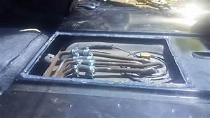 3rd Gen Camaro Fuel Pump Access Door Panel Fuel Pump