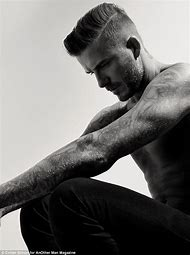 Another Man Magazine David Beckham