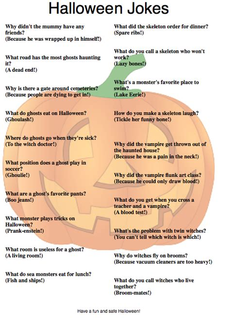 Halloween Jokes Riddles Adults by Tutor Tubs Halloween Goodie Bags For The Brain