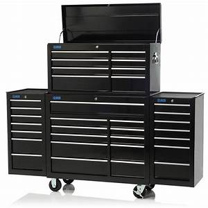 75 U0026quot  Professional 33 Drawer Tool Chest  Cabinet  U0026 Two Side