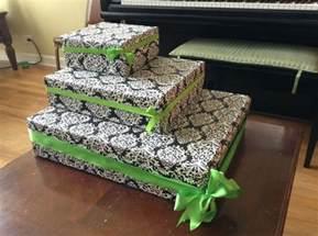 3 tiered cake stand cupcake display stand box diy cool tricks