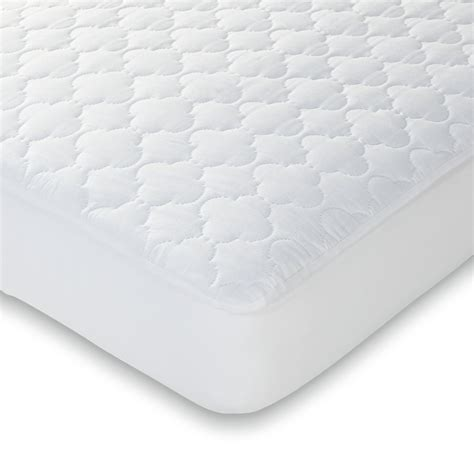 sealy    stain protection crib mattress pad shop