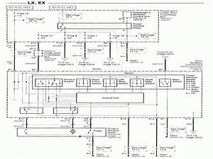 Honda Accord Maintenance Wiring Diagram