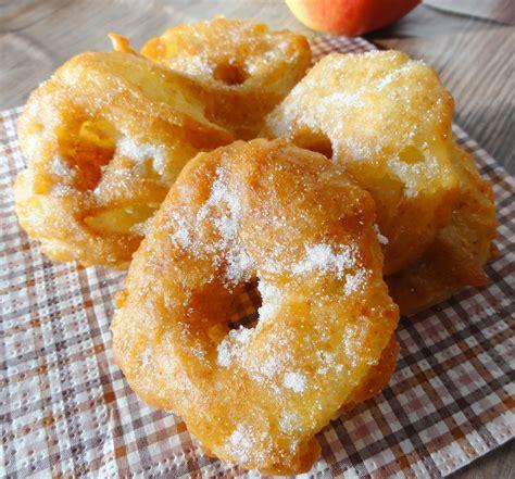 recette de pate a beignet au pomme beignets aux pommes cannelle aux fourneaux