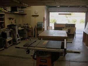Beginner Woodshop Setup