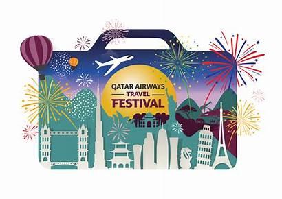 Qatar Travel Festival Airways Biggest Unveils Ever