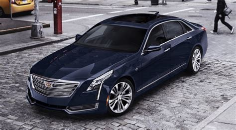 2016 Cadillac Ct6 Archetype Configurator  Gm Authority