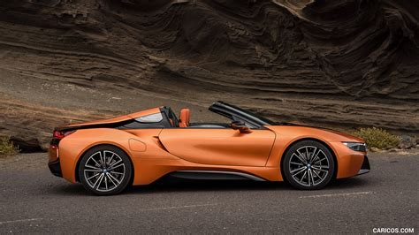 Bmw I8 Roadster Backgrounds by 2019 Bmw I8 Roadster Side Hd Wallpaper 27