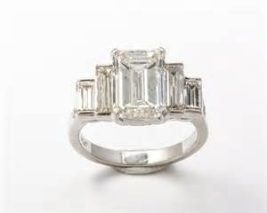 emerald cut engagement rings with baguettes emerald cut engagement rings with baguettes diamondstud
