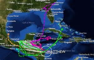 Matthew Hurricane Hits Haiti