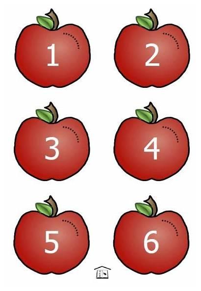 Apples Activities Apple Counting Clipart Math Kindergarten